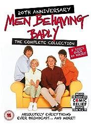 Men Behaving Badly on DVD