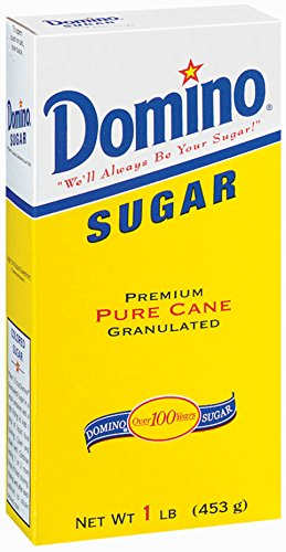 Domino, Granulated White Sugar, 1 lb