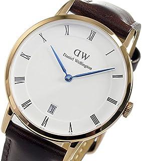 ダニエル ウェリントン ダッパー ブリストル/ローズ 34mm 腕時計 1133DW (DW0010009) [並行輸入品]