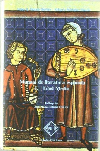 Manual literatura española 1 edad media