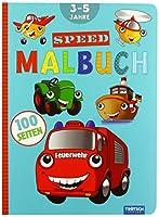 Malbuch SPEED