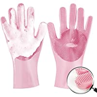 Meidong Upgrade Silicone Dishwashing Gloves