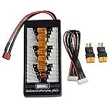 AKK XT60 Parallel Battery Charging Board 2S-6S Lipo Balance Charger Plate