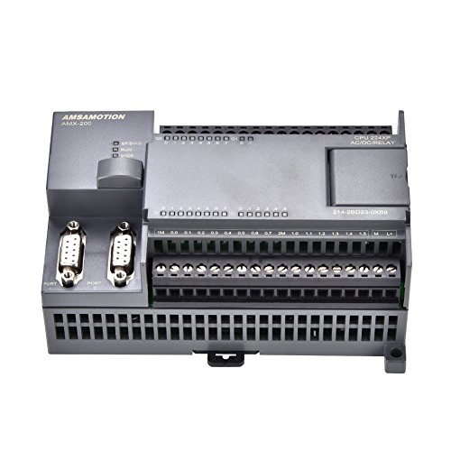 220V PLC S7–200CPU224x P relay output Programmable Logic controller