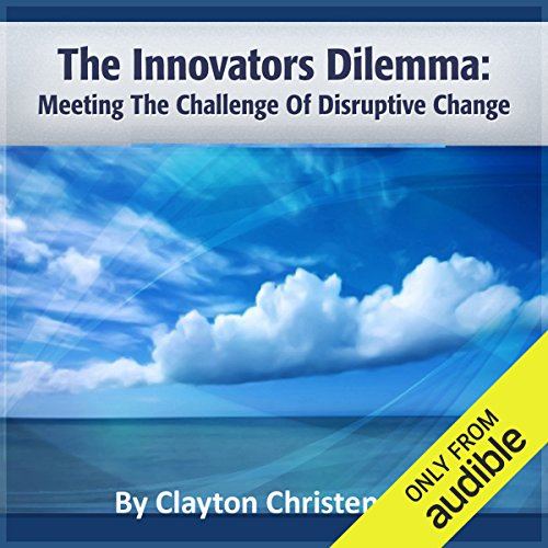 The Innovator's Dilemma Titelbild