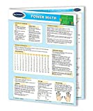 Power Math Tips Guide - Math Quick Reference Guide by Permacharts