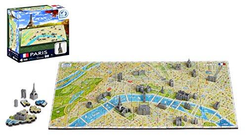 4D Mini Paris (4D Cityscape)