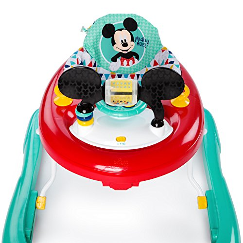 Disneybabyディズニーベビーミッキーマウス・ハッピートライアングル・ウォーカー0ヶ月~(11237)byKidsII
