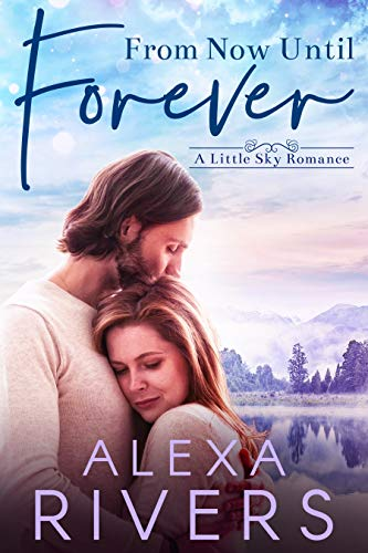 From Now Until Forever: A Best Friend\'s Brother Small Town Romance (Little Sky Romance Book 2) (English Edition)
