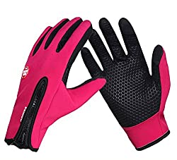 WINZIK Unisex - Outdoor Winter Magic Touchscreen  Gloves  Technology.