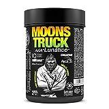 Moonstruck - Pre entreno Potente - Pre training - Suplemento Deportistas - Creatina HCL - Beta Alanina - Cafeína - Citrulina - Vitaminas A y B - 480 gr, 5 sabores (Tropic Madness)