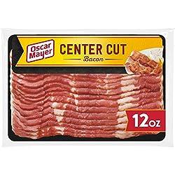 Oscar Mayer Center Cut Original Bacon (12 oz Package)