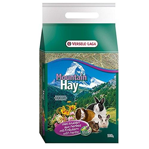Mountain Hay Heno De La Montaña Con Hierbas 500 gr