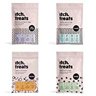 Itch   Healthy Pet Treats for Dogs   Taster Variety Multipack   Contains Skin & Coat, Calming, Diges...