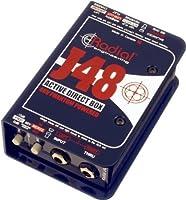 【 並行輸入品 】 Radial J48 MK2 48V Phantom Power Active Direct Box