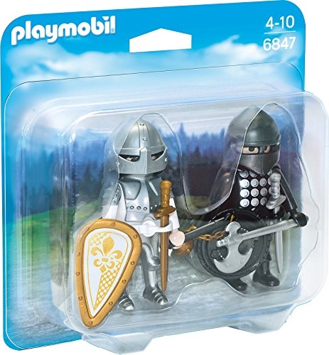 Playmobil 6847 - Duo Pack Ritterduell