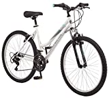 26' Roadmaster Granite Peak Women's Bike, Multiple Colors (White)