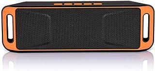 WHSS HHY Enceinte Portable sans Fil, intégré Deux Haut-parleurs Smart Speaker, Enhanced Bass - TF de Soutien, AUX Lecture,...