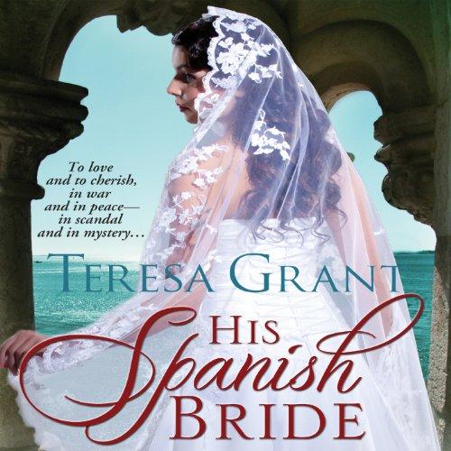 His Spanish Bride audiobook cover art