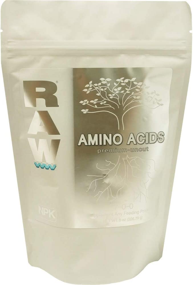 NPK Industries OG6420 Many popular brands RAW Max 42% OFF Amino Nutrient Acids Ounces 8