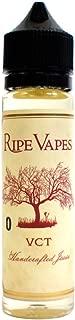 電子たばこ VAPE リキッド 【Ripe Vapes】 VCT 60ml vape リキッド(新プラボトル)バニラカスタードタバコ ライプベイプス