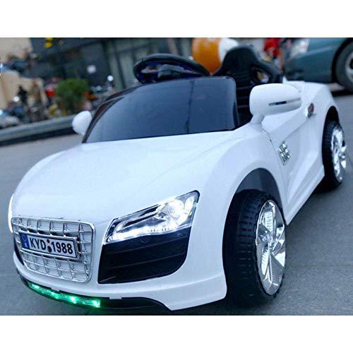 Kinderelektroauto mit Fernbedienung Vierrädrige Auto Spielzeug Car Can Sit Männer und Frauen Kinder Babyschaukel Kinderwagen-Fahrt auf Fahrzeuge Jungen-Mädchen-Schwingen-RC-Kind-Spielzeug-Auto-Geschen