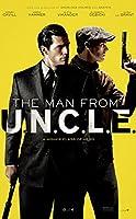 映画ポスター コードネーム アンクル THE MAN FROM UNCLE 27×40inc (68.9×101.6cm) US版 両面印刷 ds2 [並行輸入品]