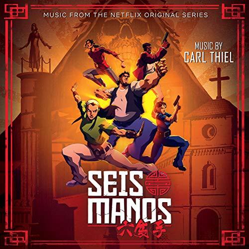 Seis Manos (Musica Dalla Serie Originale Netflix)