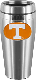 Tervis 1288111 Tennessee Volunteers Legend Coffee Mug With Lid Clear 16 oz