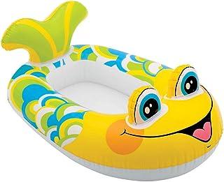 Intex Pool Cruiser Fish Float, Yellow [59380]
