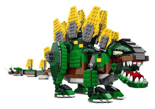LEGO Creator 4998 - Stegosaurus
