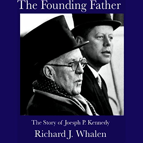 The Founding Father audiobook cover art