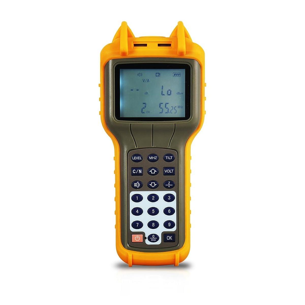 AUGOCOM RY S110 CATV Cable TV Handle Signal Level Meter DB Best Tester 47-870MHz