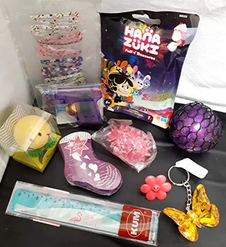 101308 Kinder Spielsachen Mitgebsel Set 10tlg.für Mädchen Füllung Schultüte Adventskalender Geschenke