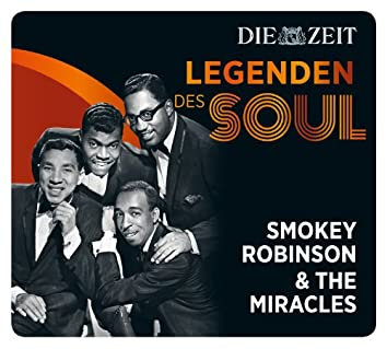 Legenden des Soul - Smokey Robinson & The Miracles