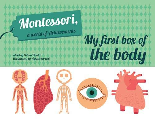 Piroddi, C: My First Box of the Body - Montessori World of A