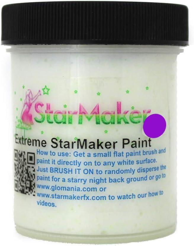Glow 国際ブランド in The Dark StarMakerFX L 注目ブランド Aluminate Strontium Phosporescent