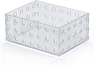 Caixa Modular 2 Ps Cristal 756 Ml Arthi Translúcido