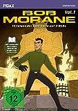 Bob Morane, Vol. 1 / 13 Folgen der beliebten Zeichentrickserie nach der Romanreihe von Henri Vernes...