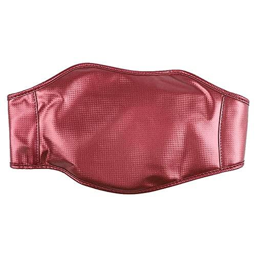 YuKeShop Ceinture de massage chauffante pour le bas du dos avec sangle réglable pour homme et femme