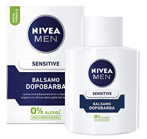 Nivea For Men After Shave Sensitive Balsamo 100Ml