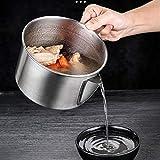 Chalkalon Fetttrennkanne, 304 Edelstahl Fettabscheider Kanne/ölabscheider/Suppe Sieb Soße Schüssel Für Das Abschöpfen Von Fett Aus Soßen Und Suppen Nearby