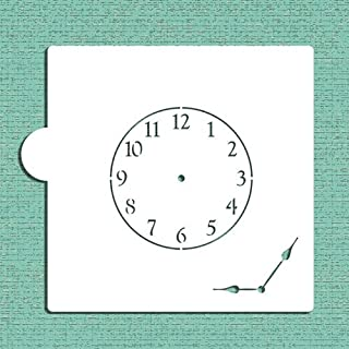 Best clock cookie stencil Reviews