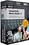Magix Samplitude Music Studio 17 - Software de edición de audio/música (4096 MB, 512 MB, 1.2 GHz, 1 usuario(s), Caja, DEU)