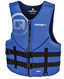 O'Brien Men's Traditional Neoprene Life Jacket, Blue, X-Large