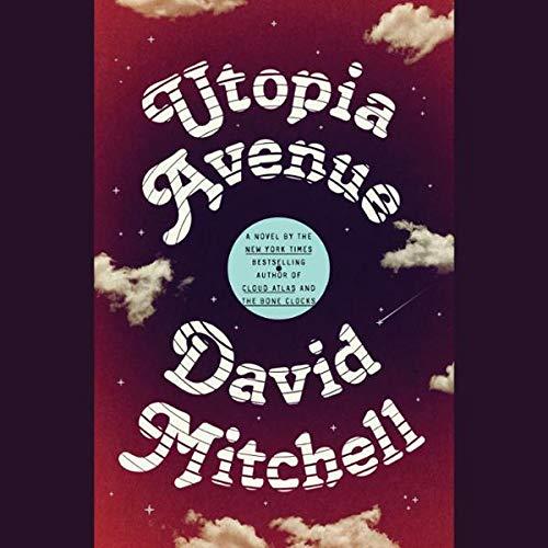 Utopia Avenue audiobook cover art
