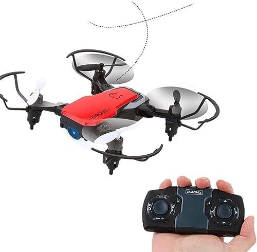 tienda Mini Drone Drone Drone WiFi720P HD cámara remota Drone Lente Gran Angular 360 Grado Rollo de Altura de inducción de la Gravedad Mantener el Modo de Plegado sin Cabeza Aviones de Cuatro Ejes  70% de descuento