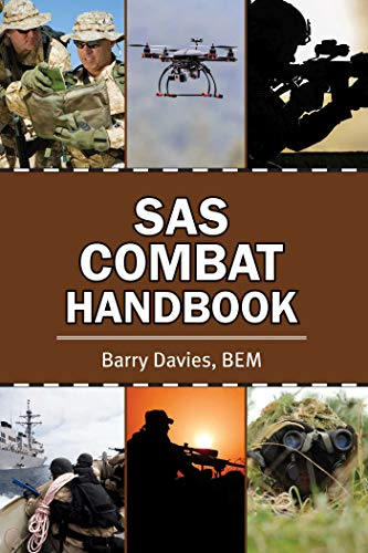 SAS Combat Handbook by [Barry Davies]