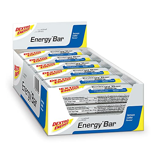 Dextro Energy Bar Lemon Cake, 1.2 kg