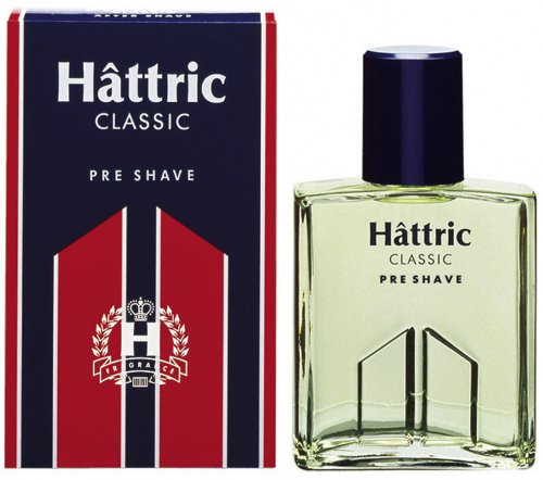 Hâttric Pre Shave Classic, 5er Pack (5 x 100 ml)